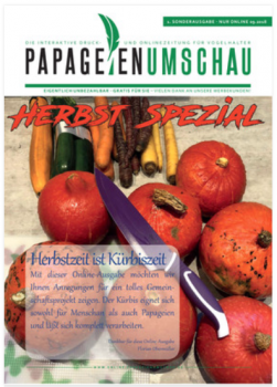 -Papageinumschau Sonderfeft 1 als Gratis-Download