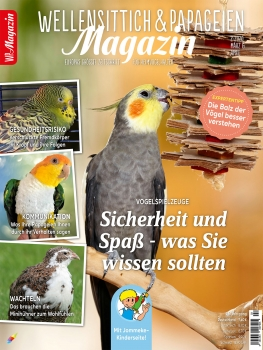WP Magazin 2/2020 (März/ April)
